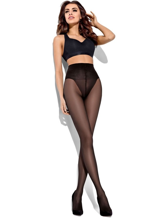 a7c03766d Keep your stomach and waist smooth with these slimming tights from Mona ...